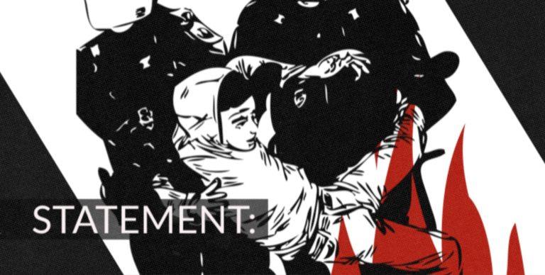 Prozess gegen unseren Genossen: Wir halten zusammen!